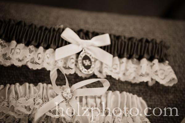 Jennifer & Michael Creative Wedding Photos