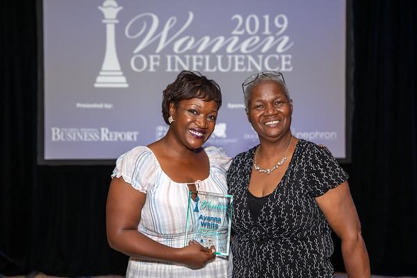Columbia Women of Influence 2019