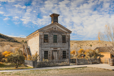 Elk  & Ghost towns from rural Montana