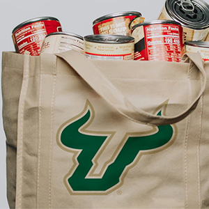 Support USF Food Pantries