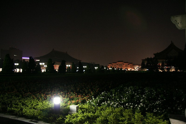 20050421 中正廟夜景