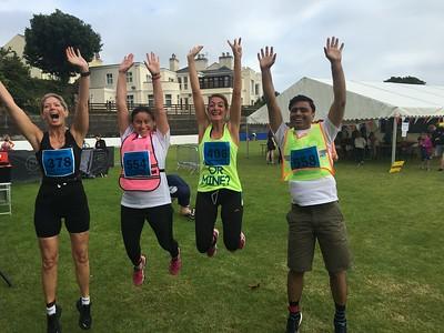 Ramsey Half Marathon Aug 16