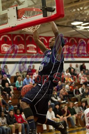Hunter Huss at South Point - 12/18/12