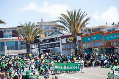 Hermosa Beach St Patricks Day Parade