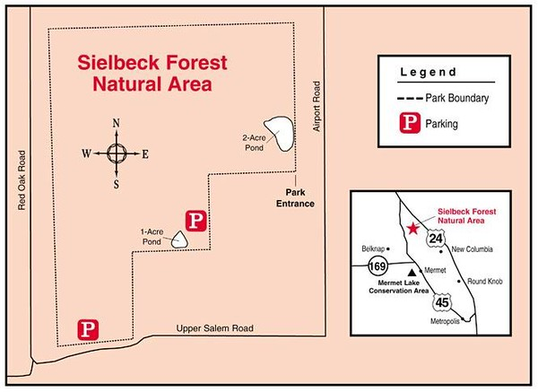 Sielbeck Forest State Natural Area