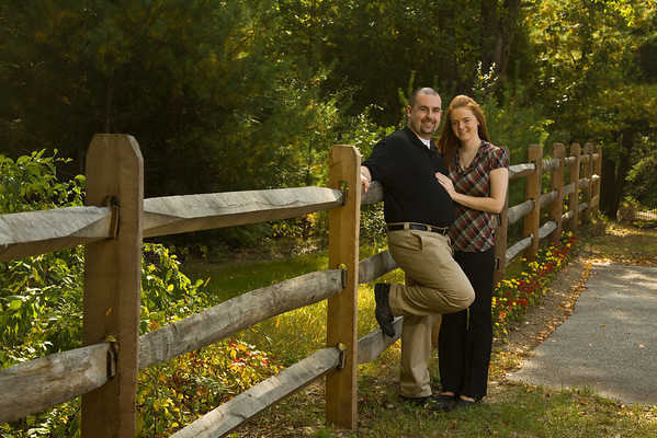 Wallace-Iby Engagement Session
