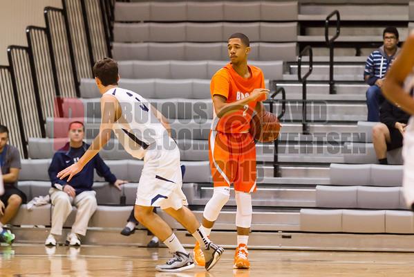 Boone Boys Varsity Basketball #2 - 2014