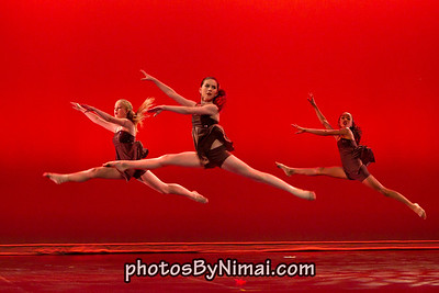 Synergy Dance Recital 4pm 2011