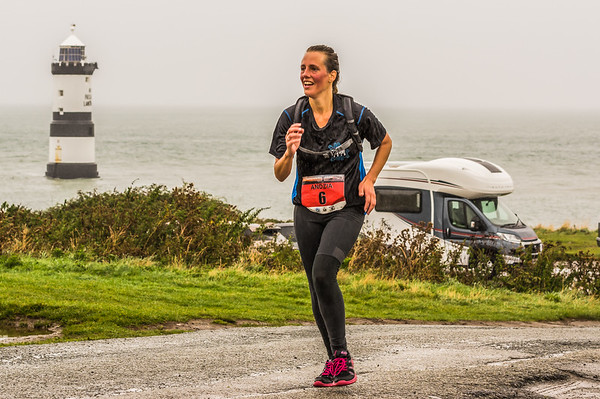 2018 Beaumaris Run Fest - Half Marathon at Penmon