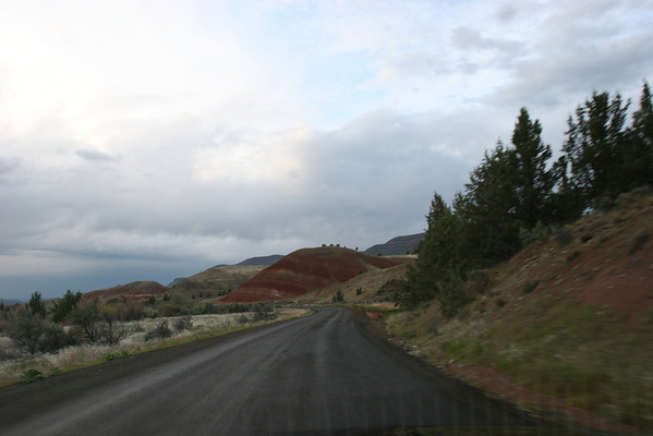 John Day Fossil - Painted Hills