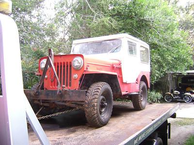 Willys CJ3B