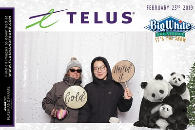 Telus Cup Big White 2019