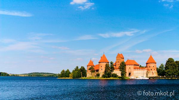 Zamek Troki