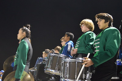 Game 9 (vs. Plano) Cluster Band Night 11/03/2017