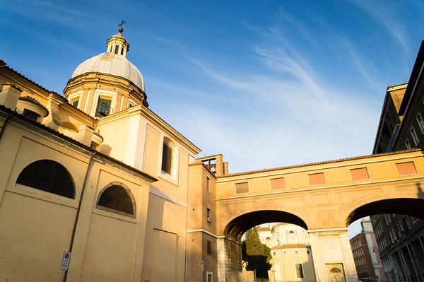 Rome and Tuscany