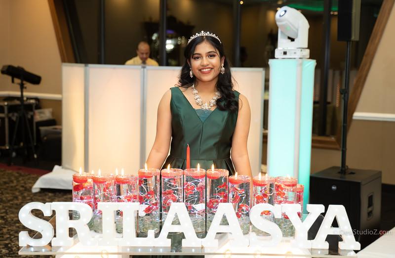 SriLasya's Sweet 16