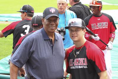 2009 UnderArmour AllAmerica Baseball - Wrigley Field, Chicago - August 8, 2009