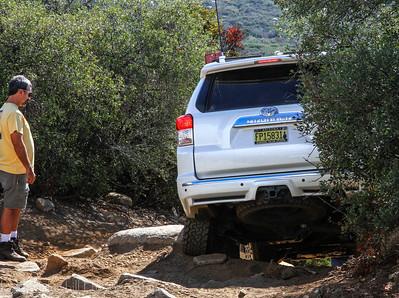 Corral Canyon OHV Gunslinger 10-15-2015