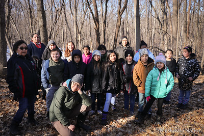 Maple Tree Tapping at MSS 2019
