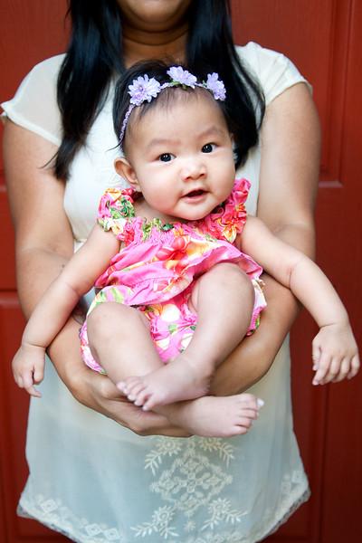 Devynn Gianna | 3 Months Old