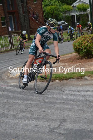 2019 Spin The District Hapeville Crit Cat. 3