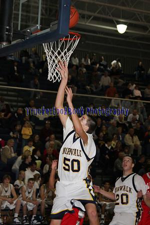 2007 JV Boys Basketball / Bellevue