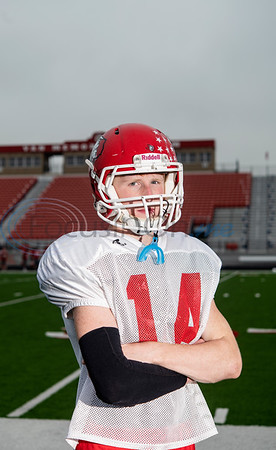 Defensive Player of the Week: Van's Beau Barton by Sarah A. Miller