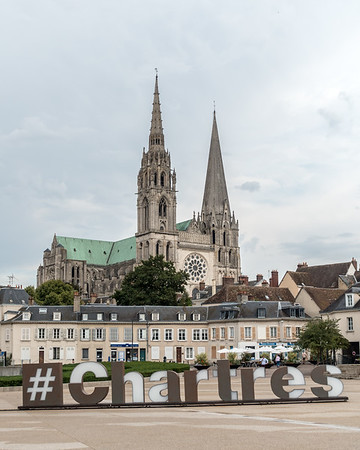 2017-07-18 - Chartres Cathedral