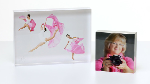 BP Acrylic Blocks