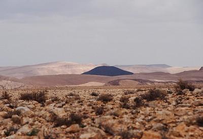 Western Ramon Crater - to Rosh Ma'aleh Lotz on Metztukei Lotz