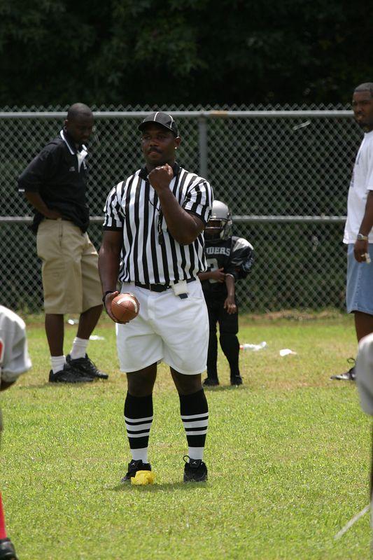Centennial Bowl Referees 2004