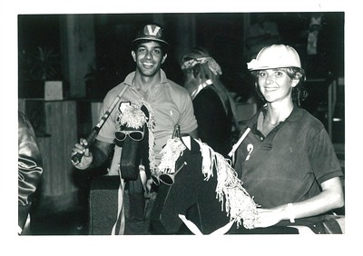 1986 Halloween Party 10-31-1986