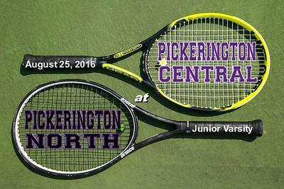 2016 Junior Varsity Pickerington North at Pickerington Central (08-25-16)