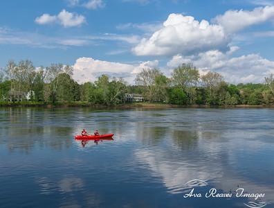 Huguenot Flat Water