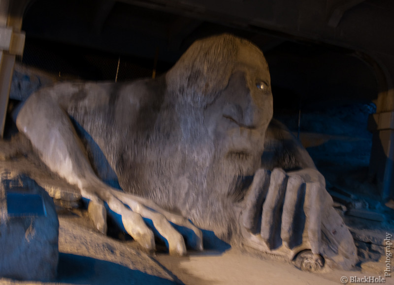 The Troll, Fremont