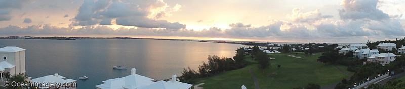 20121005 Bermuda, HS - Panoramic Photos of TPC
