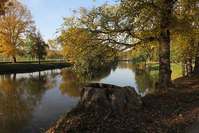 Podzimní procházka Stromovkou 2015