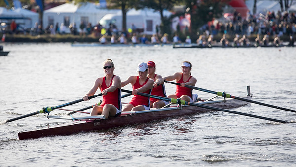 Head of the Charles 2017