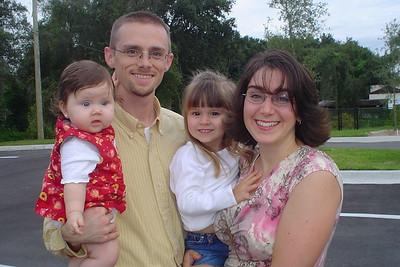 Wade's Family