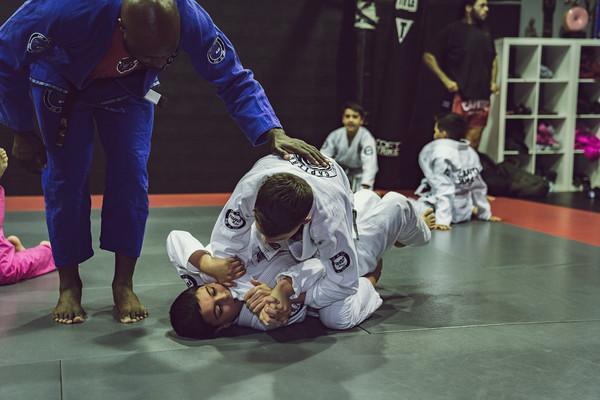 Capital MMA Lorton Training Photographs