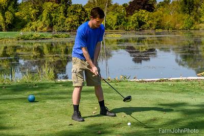 Golf Outing at The Links at Crystal Lake