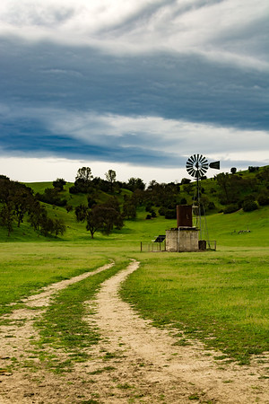 Lone Windmill