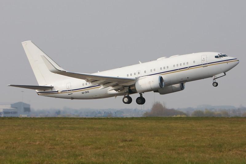 Boeing 737-725(BBJ) cn 29858/230 A6-DAS Royal jet Group