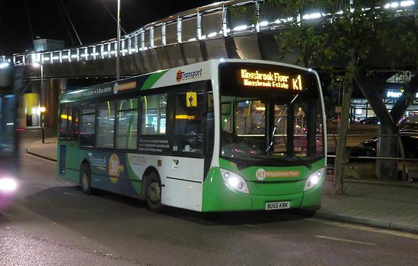UK Bus October 2019