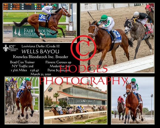 Wells Bayou - Breeder