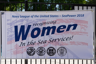 USNL Luncheon - Honoring Women in the Sea Services - May 12, 2018