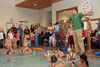 Sisters Athletic Club Swim Meet 2009
