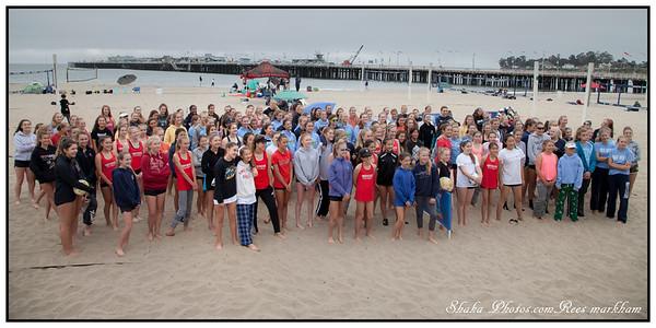 Beach Volleyball The Dream Team