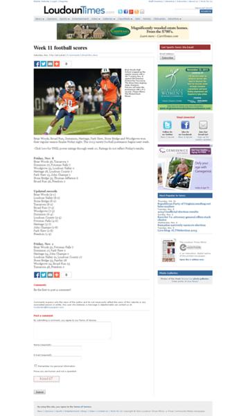 2013-11-09 -- Week 11 football scores.png