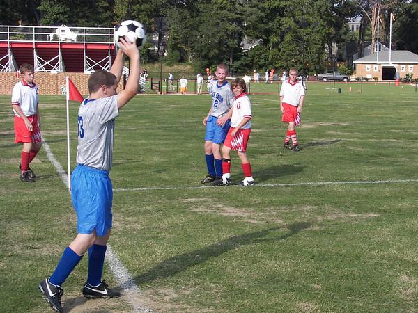 Soccer: FUMA vs. ST. Christophers School
